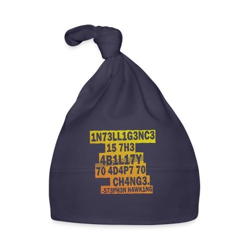 Stephen Hawking - Intelligence - Baby Cap