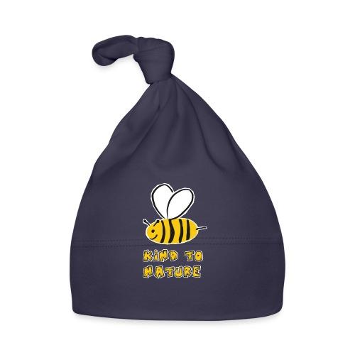 Bee kind to nature Bienen retten - Baby Mütze