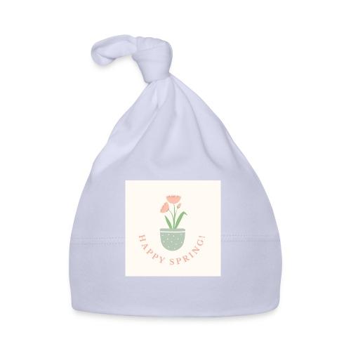 Happy Spring - Baby Mütze