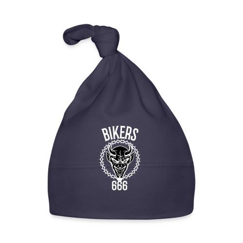 666 bikers black - Bonnet Bébé