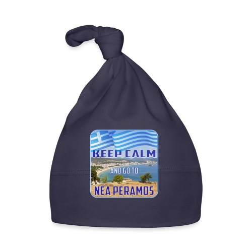 KEEP CALM and go to NEA PERAMOS / Greece - Baby Mütze