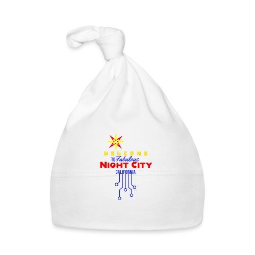 Cyber Punk Night City 2077 - Baby Mütze