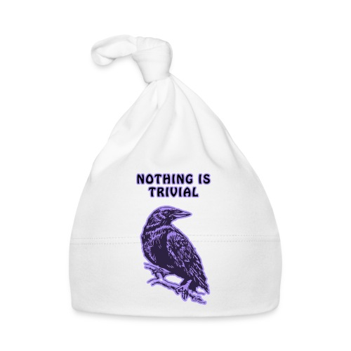 Lilac Crow - Nothing is Trivial - Baby Cap