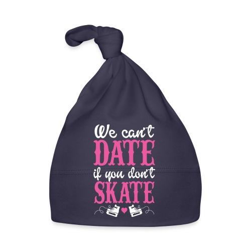 datwe skate - randkowa łyżwa - Czapeczka niemowlęca