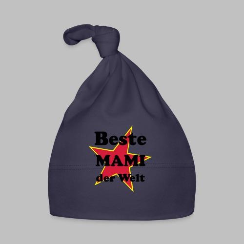 Beste MAMI der Welt - Mit Stern - Baby Mütze