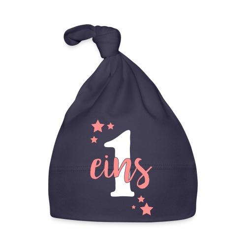 eins geburtstag mit sterne 01 - Baby Mütze