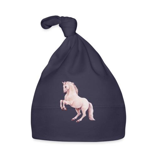 White stallion - Baby Mütze