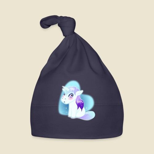 Licorne n°2 - Bonnet Bébé