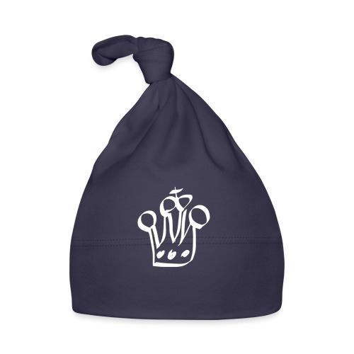 MTeVrede 6 kroon wit2 - Baby Cap