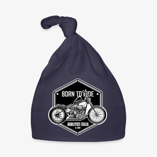 Born to Ride - Vintage motorbike - Cappellino neonato