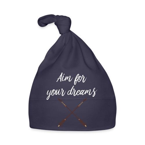 Aim for your Dreams white - Vauvan myssy