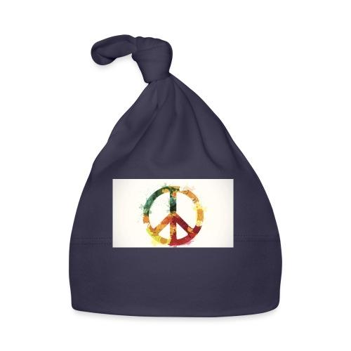 peace mok - Muts voor baby's
