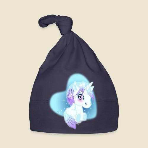 Licorne n°1 - Bonnet Bébé