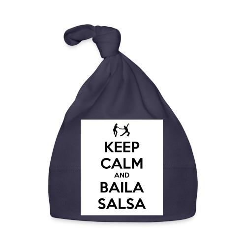 keep-calm-and-baila-salsa-41 - Cappellino neonato