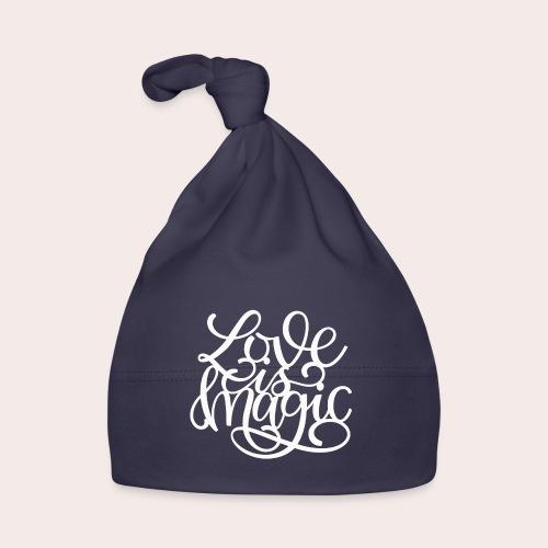 Love is Magic - Baby Mütze