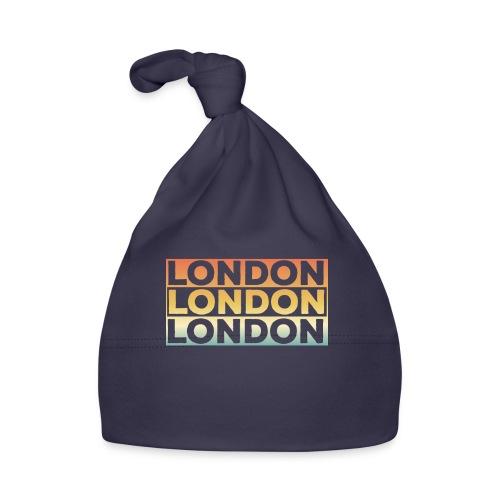 Vintage London Souvenir - Retro SehnsuchtLondon - Baby Mütze