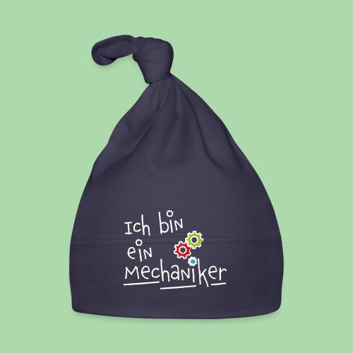 Ich bin ein... Mechaniker - Baby Mütze