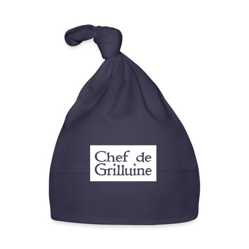 Chef de Grilluine - der Chef am Grill - Baby Mütze