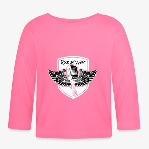 t shirt png - Baby Langarmshirt