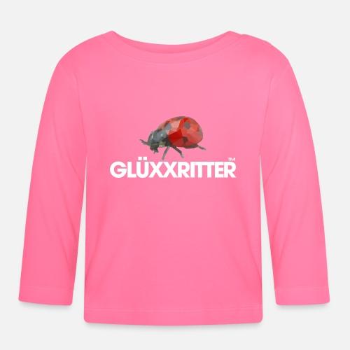geweihbär GLÜXXRITTER - Baby Langarmshirt