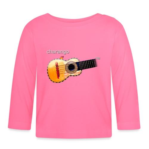 Charango - Camiseta manga larga bebé