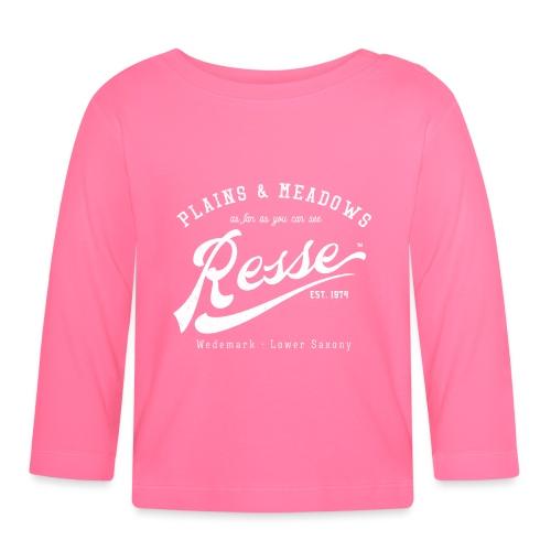 Resse Retrologo - Baby Langarmshirt