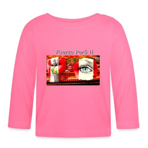 Telar Fuerza Peru I - Camiseta manga larga bebé