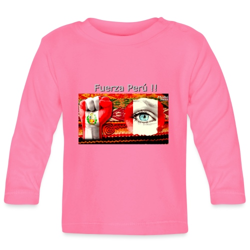 Telar Fuerza Peru I - T-shirt manches longues Bébé