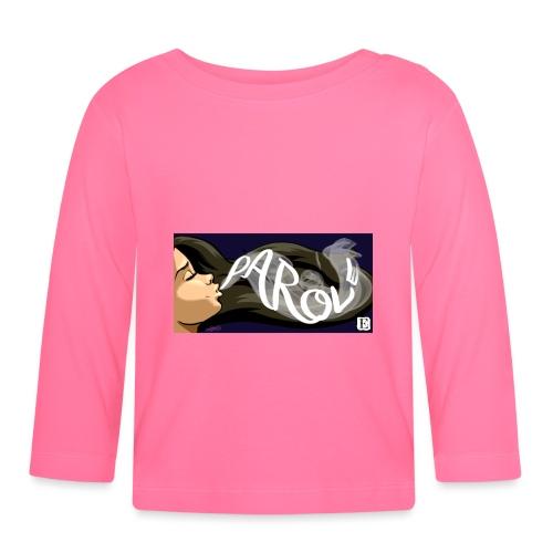 Parole - Maglietta a manica lunga per bambini
