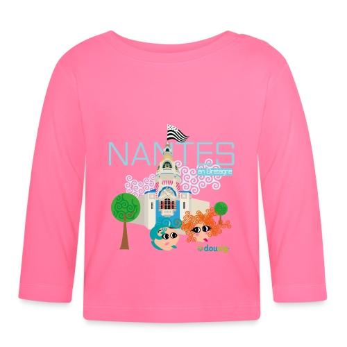 Dousig Nantes en Bretagne - T-shirt manches longues Bébé