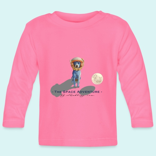 The Space Adventure - Baby Long Sleeve T-Shirt