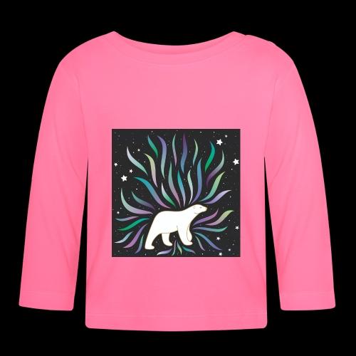 polar ours - T-shirt manches longues Bébé