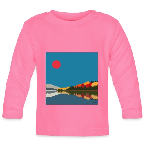 quebec - Baby Long Sleeve T-Shirt