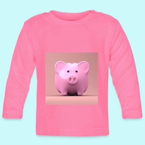 piggy - Baby Long Sleeve T-Shirt
