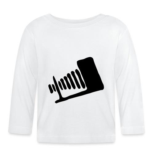 Valokuvausmies - Vauvan pitkähihainen paita