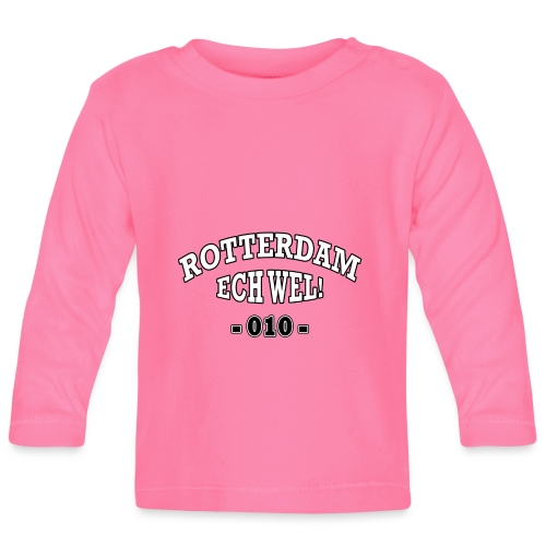 Rotterdam ech wel 010 - T-shirt