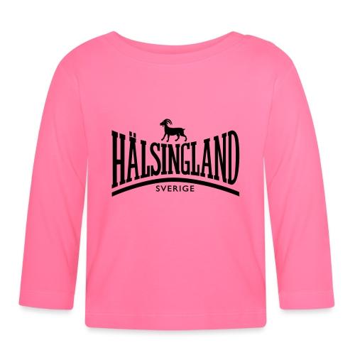 HÄLSINGLAND - Långärmad T-shirt baby