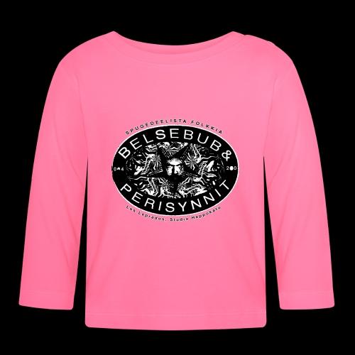 Belsebub&Perisynnit - Vauvan pitkähihainen paita