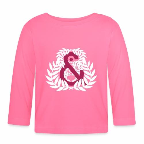 Aureola & ... - Camiseta manga larga bebé