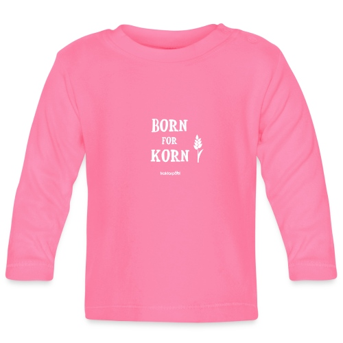 Born for Korn - Baby Langarmshirt