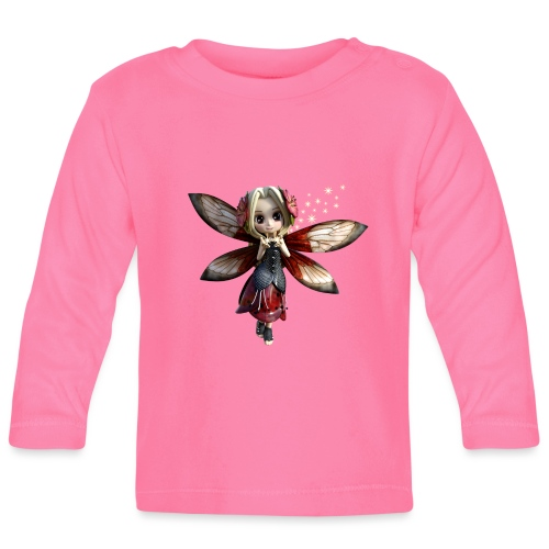 Red Fairy - Baby Langarmshirt