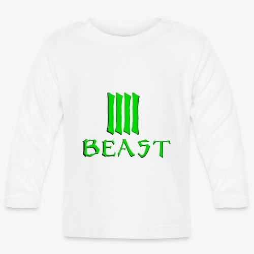 Beast Green - Baby Long Sleeve T-Shirt