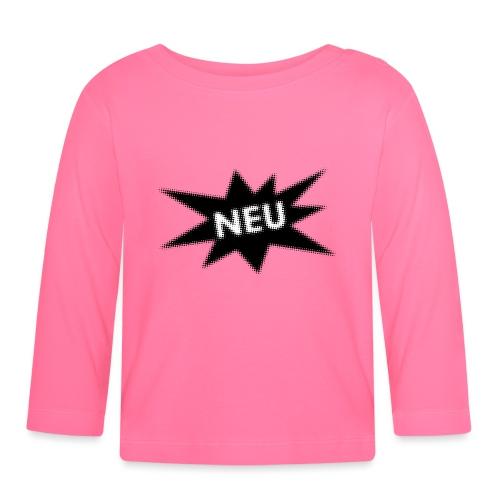 Neu - Baby Langarmshirt