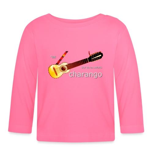 De los ANDES - Charango II - Camiseta manga larga bebé