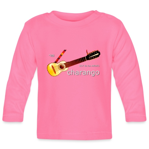 Die Anden - Charango II - Baby Langarmshirt