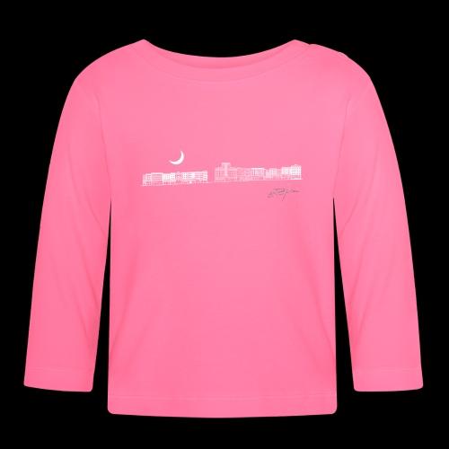 D21 El Eje Montera V1 W - Camiseta manga larga bebé