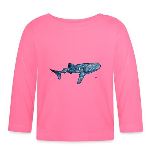Whale shark - Baby Long Sleeve T-Shirt