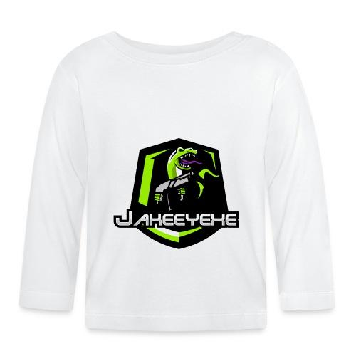 JakeeYeXe Badge - Baby Long Sleeve T-Shirt