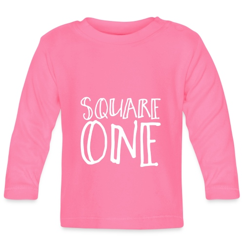 Square One - Baby Long Sleeve T-Shirt