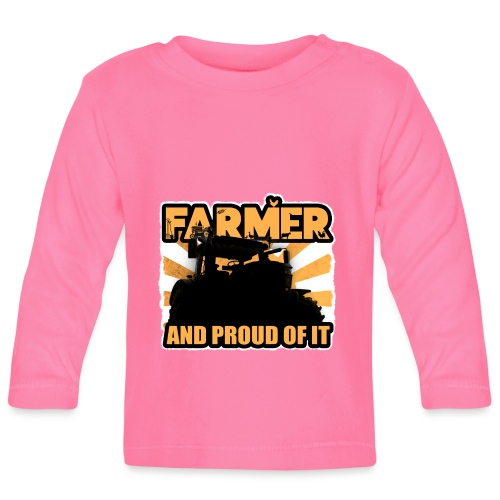 Farmer, and proud of it - T-shirt